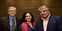 Nilekani couple pledge their half ....