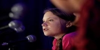 Climate activist Greta Thunberg, 16, and three others have been named winn....